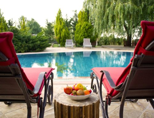 5 Inspiring Ideas For The Best Pool-Side Spring Break